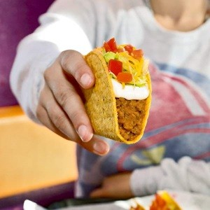 picture of $2 off $10 Taco Bell Order