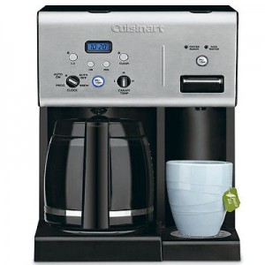 Cuisinart 12 cup Coffee maker with hot water system