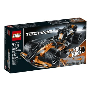 picture of LEGO Technic Black Champion Racer Model Kit