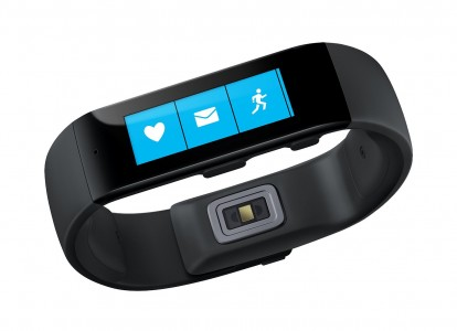 picture of Microsoft Band Smartwatch Sale
