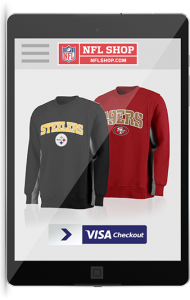 NFL Shop $25 off any order and Free Shipping