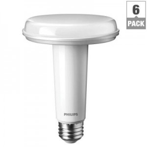 Philips Slimstyle 65 Watt Dimmable LED Bulb 6pk Sale