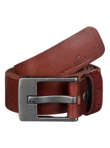 picture of Quiksilver Section Men's Leather Belt Sale