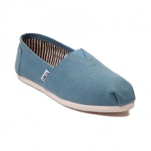 picture of TOMS Womens Canvas Classics Shoe Sale