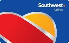$100 Southwest Airlines Gift Card for only $95 – Email delivery