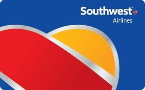 picture of $180 for $200 Southwest Airlines Gift Card - Email delivery