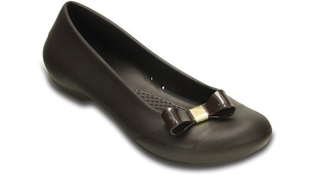 picture of Crocs Gianna Bow Flats Sale