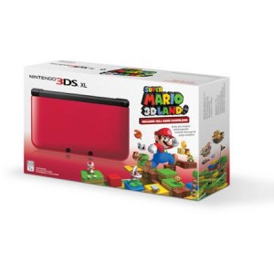 Nintendo 3DS XL Console with Super Mario 3D Land Sale