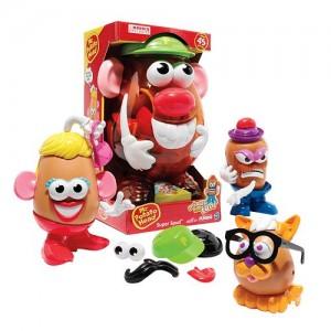 picture of Playskool Mr. Potato Head Super Spud Sale