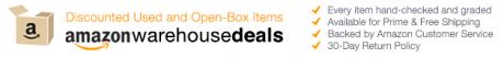 picture of Amazon Warehouse Deals - 15% off Home Improvement, Automotive