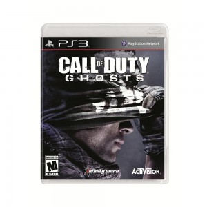 picture of Call of Duty Ghost PS3/Xbox 360 Sale