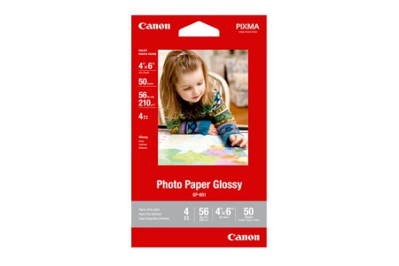 picture of Canon Photo Paper Glossy 4x6 - Buy 1, Get 9 FREE