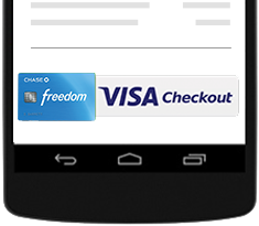Chase Freedom Credit Card $15 off any order