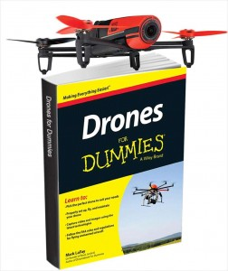picture of Free Drones for Dummies ebook