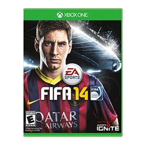 picture of Free FIFA 14 Xbox One