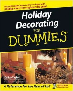 Free Holiday Decorating for Dummies eBook
