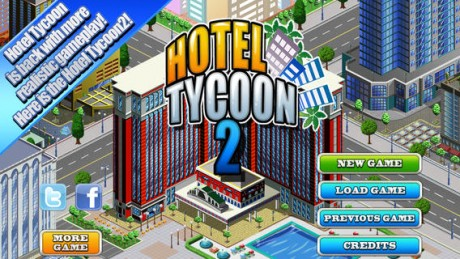 picture of iTunes App Sale: Hotel Tycoon 2