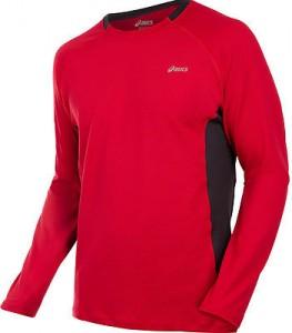 ASICS Mens Long Sleeve Tech Top Running Clothes Sale