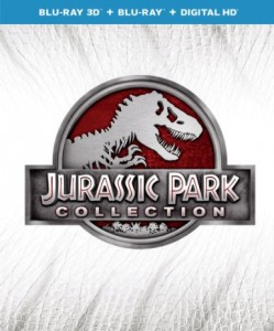 Jurassic Park Collection Blu-ray + Digital Sale