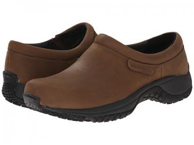 picture of Merrell Encore Moc Pro Grip Nubuck Women's Shoe