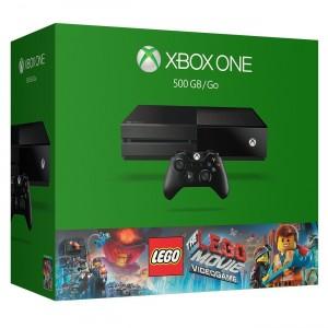 Microsoft Xbox One Lego Movie Bundle Sale