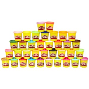 picture of 36 Piece Play Doh Mega Pack Sale