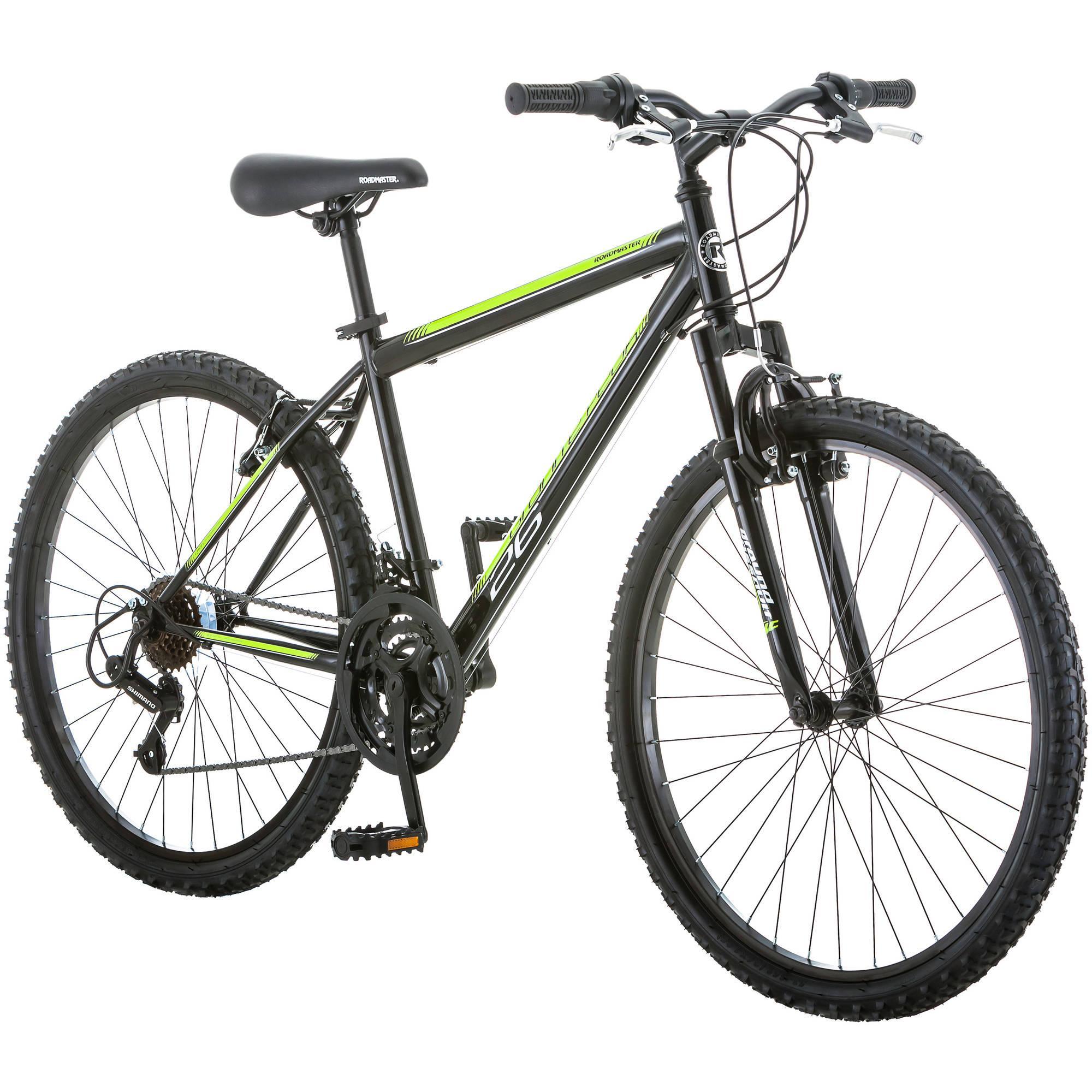 26 Quot Roadmaster Black Green Granite Peak Men S Bike Sale 79 97
