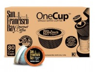 San Francisco Bay Coffee 80 K-Cups Sale