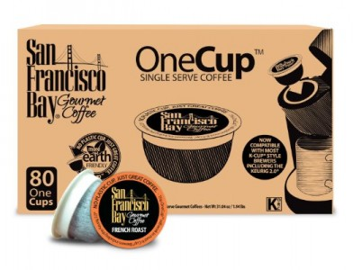 San Francisco Bay Coffee 80 K-Cups Sale