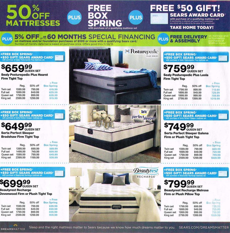 Sears Shoe Sale Nov