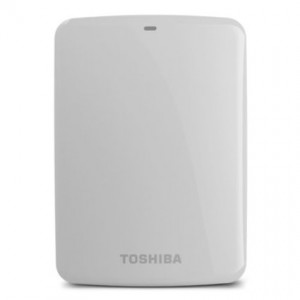 Toshiba Canvio Connect 2TB USB 3.0 Portable Hard Drive Sale
