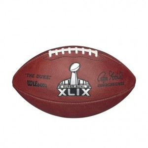 Wilson Super Bowl 49 Official NFL Game Football Sale