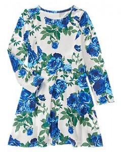 Crazy 8 Rose Blossom Dress