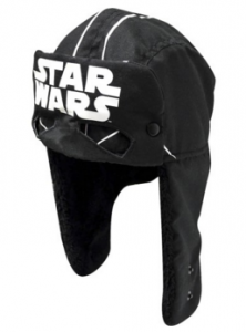Darth Vader Kids Winter Hat