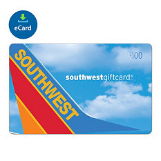 Discount southwest airlines gift card