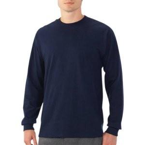 Fruit of the loom long sleeve shirt sale