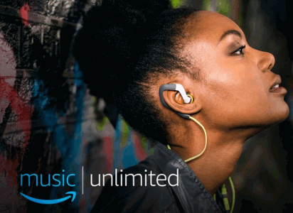 picture of Amazon Music Unlimited Streaming Free 1 Month Trial