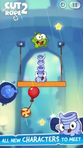 picture of Free Cut the Rope 2 iOS App