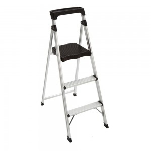 Gorilla Ladders  3-Step Aluminum Ultra-Light Step Stool Ladder Sale