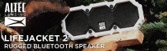 Alter Lansing The Jacket 2 Bluetooth speaker