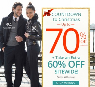 picture of Wilsons Leather Extra 60% Off Sitewide