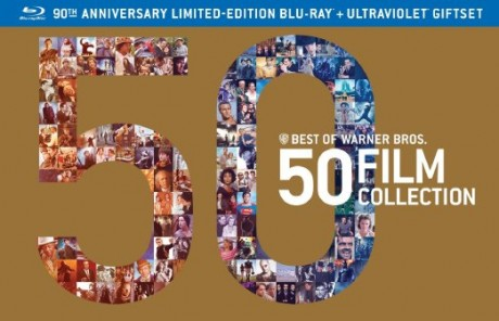 Best of Warner Bros Blu-Ray Collection Sale
