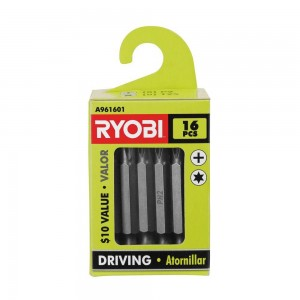 picture of Ryobi 2 in. Steel Driving Kit (16-Piece)