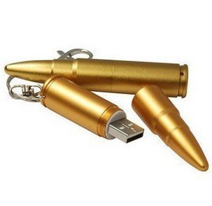 picture of Cool Bullet 8GB USB 2.0 Flash Drive Sale
