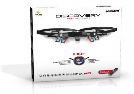picture of UDI 818A HD+ RC Quadcopter Drone Sale