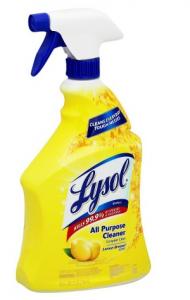 Lysol Lemon Breeze All purpose Cleaner