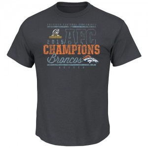 picture of Carolina or Denver NFL Champions Tee Sale