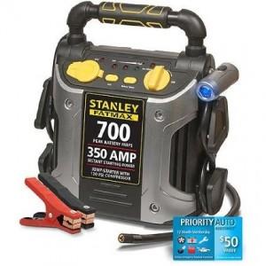 Stanley Fat Max 700A car jump starter