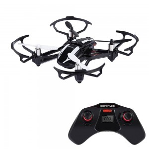 picture of DBPOWER Hawkeye-I 3D Flip RC Quadcopter Drone with Camera