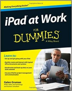 Free iPad at Work for Dummies eBook